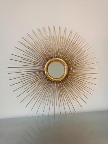 Dekoracyjne Lustro Słoneczko 54x54