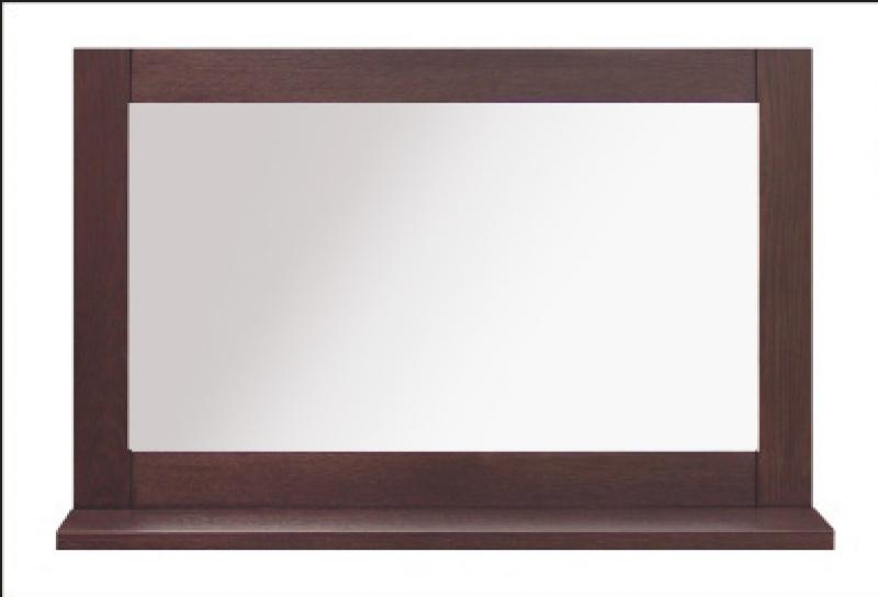 Lustro łazienkowe Z Półką Lustra Smaza