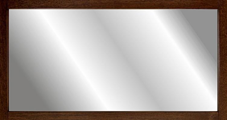 Lustro łazienkowe Wood Light Różne Wymiary Lustra Smaza